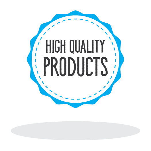 High Quality & Durable Products